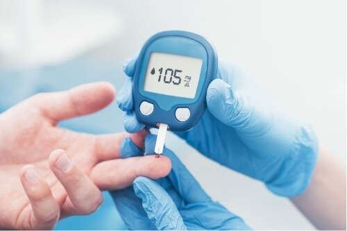 Blood Sugar level testing